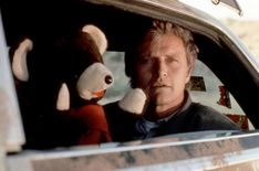 THE HITCHER, Rutger Hauer, 1986, (c)TriStar Pictures