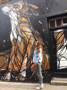 On the streets of London, Dzia,London, streets, Brick Lane,look, fashion, city life, urban art, art, street art, graffiti, music, street artist