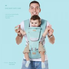 Gabesy Baby Carrier Ergonomic Carrier Backpack Hipseat for newborn and prevent o-type legs sling baby Kangaroos - aliexpress discount Kangaroo Baby, Ergonomic Baby Carrier, Baby Wrap Carrier, Baby Sling, Baby Wraps, Age, Traveling With Baby, Baby Safe, Baby Boutique