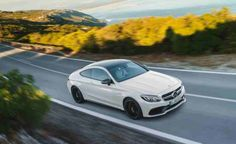 How Much is the #MercedesBenz C-Class #Coupe?