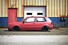 Made in Garaje: FOTOS VW GOLF MK3