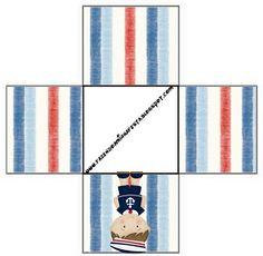 Oi Pessoal!!!!! Mais um kit para menino! Kit de Marinheiro Azul e vermelho, para decorar a festa do seu Garotão! O kit é completo com c... Donald And Daisy Duck, Party Themes, Birthday Parties, Kids Rugs, Printables, Baby Shower, Diy, Html, Templates