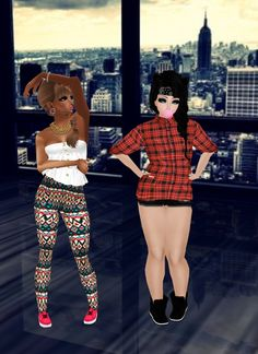 Capturedd Inside IMVU - Join the Fun!