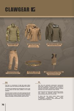 Combat Shirt, Tactical Equipment, Military Gear, Airsoft, Catalog