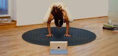 TERA : un tapis connecté pour pratiquer son fitness à la maison