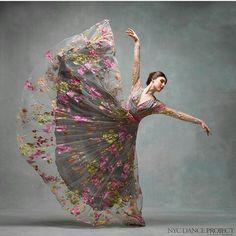 Tiler Peck (New York City Ballet) …