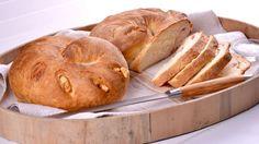 Pan de beicon y queso emmental. Gonzalo D'Ambrosio.