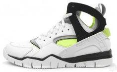 """Nike Air Huarache Basketball """"Volt"""""""
