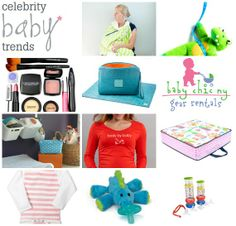 WIN IT! One Project Nursery reader will win the Celebrity Baby Trends Prize Package (value of over $450).