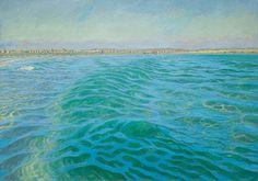 Wave, Kerteminde Bay - Johannes Larsen — Google Arts & Culture