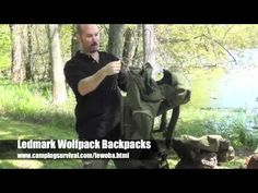 Ledmark Wolfpack Backpacks CampingSurvival.com Review
