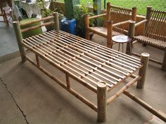 Bamboo furniture consultancy to SEBRAE Tres Rios - Bamboo Arts and Crafts Gallery