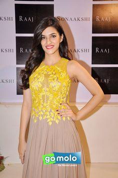 Kriti Sanon at the Launch of Sonaakshi Raaj's fashion store in Bandra, Mumbai