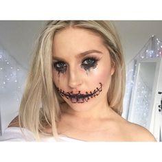 New Halloween tutorial is up! http://youtu.be/V5eSwnz5eew #shaaanxo