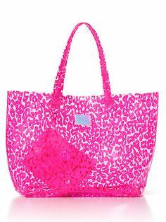 Victoria's Secret: Beach Tote Bag