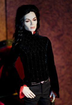 Untitled by Justice-Rainger on deviantART Beautiful Person, Most Beautiful, Michael Jackson Doll, Invincible Michael Jackson, Black Figurines, Fashion Dolls, Fashion Outfits, Billie Jean King, Black Barbie
