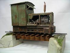 By NickO. On30 (1/48 scale). Narrow gauge. #model_railways - Railroad Line Forums