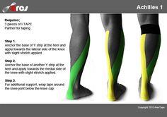 #Achilles #AchillesHeel #AchillesPain #HowToTapeYourAchilles #LegTaping #AchillesTendonInjuries #rehabtape