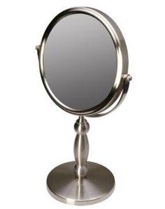 Health  Beauty Collection  - Floxite 15x/1x Brushed Nickel Vanity Mirror FL-15V, $59.99 (http://www.healthbeautycollection.com/floxite-15x-1x-brushed-nickel-vanity-mirror-fl-15v/)