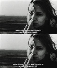 La jetée (1962) Dir. Chris Marker