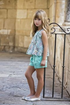 ⭐️AMAYA Moda Infantil Primavera/Verano 2015⭐️