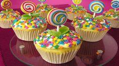 Veja a Deliciosa Receita de Massa B�sica para Cupcake. É uma Delícia! Confira!