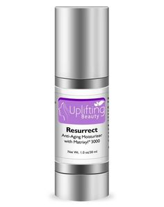 Wrinkle Repair and Prevention Face Cream Moisturizer Day and Night Skin Care Body Lotion With Matrixyl 3000 With Peptides and Hyalauronic Acid 100% Money Back Guarantee! by Uplifting Beauty