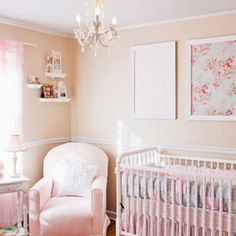 I Love Shabby Chic This Is My Dream Baby Nursery