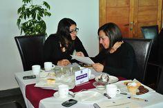 Desayuno Directorio RSU.  Primer Reporte de Sustentabilidad Universidad de Talca
