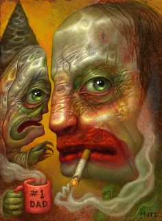 Preview: 3 - Chris Mars, Naoto Hattori & Matt Dangler | beinArt Gallery