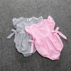 2016 new sleeveless Romper Baby Girl Summer bow pink princess Clothes Newborn Costume Infant bebe roupas cotton tutu Dress gift Baby Outfits, Newborn Outfits, Kids Outfits, China Wholesale Clothing, Wholesale Baby Clothes, Cheap Boys Clothes, Tutu, Baby Kostüm, Baby Girls
