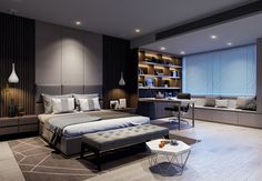 BED ROOM DESIGN on Behance