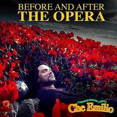 #BeforeAndAfter: Antes y después de la transmisión de hoy de The Metropolitan Opera, visítanos en Che Emilio - Grill & Lounge. Pide una tablita de quesos, te regalamos una copa de vino espumante italiano acompañar. ¡Te esperamos!
