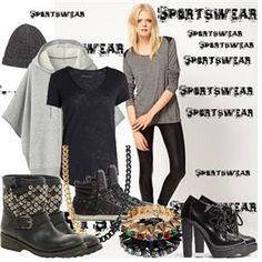 Avoir un style sportswear.  Retrouvez les vêtements sur Asos.com