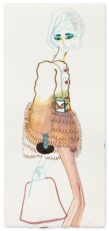 Tanya Ling - Fashion Illustrator