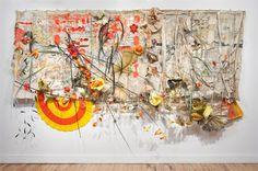 Judy Pfaff: good artist to show students