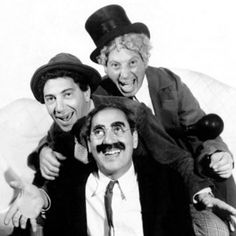 Marx Brothers Double Bill