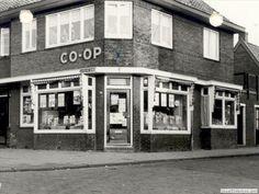 De kruidenierswinkel.