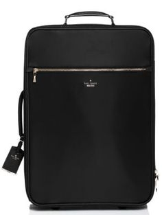 classic nylon international carry-on - kate spade new york
