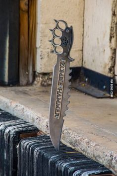 What do you guy's think of my knife?