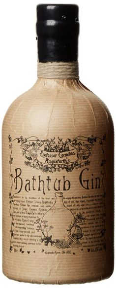 LIGHTNING DEAL GOING FAST Bathtub Gin 70cl NOW £24.71 LOWEST EVER PRICE