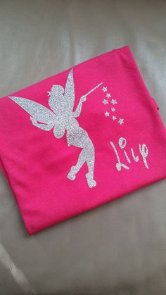 Personalized Tinkerbell Pixie Dust Shirt