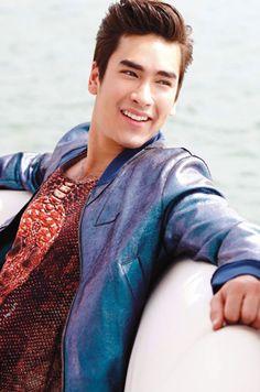 Nadech Kugimiya. Thai actor/model. Mixed Asian hottie