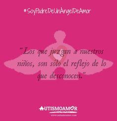 #SoyPadreDeUnÁngelDeAmor #DíaDeLasPadres #FathersDay #Junio #VIP#Reflexión #Autismo #AutismoAmor #Autism#AutismAwareness #cita #frase #pensamiento#quote www.autismoamor.com