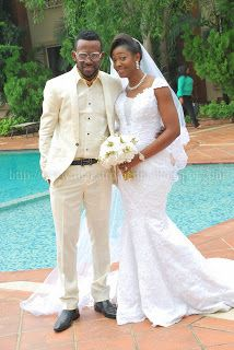 The Hit Maker is married now...