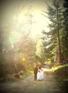pine rose weddings | Hidden Creek Trail | Arrowhead Pine Rose Cabins