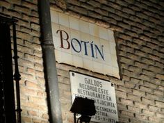 Join us on a gastro-spiritual tour to #Madrid where we will eat at the oldest restaurant in the world, #Botin! You won't want to miss this! #SpiritQuestTours