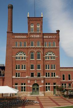 Dubuque Star Brewery, Dubuque, IA