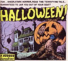 """""""Halloween"""" by """"Ghastly"""" Graham Ingels"""