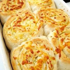 Garlic Cheese Rolls on BigOven: Try this Garlic Cheese Rolls recipe, or contribute your own.